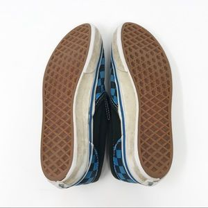 Vans Shoes - Vans | Blue and Black Checkered           S1-120-1
